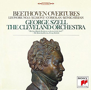 Beethoven: 7 Overtures - Szell