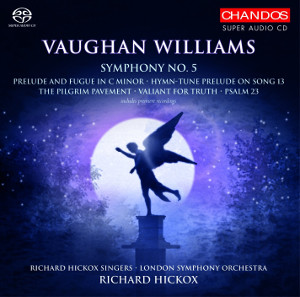 Vaughan Williams: Symphony No. 5 etc - Hickox