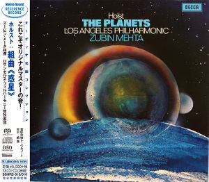 Holst: The Planets - Mehta
