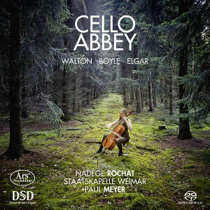Cello Abbey - Nadège Rochat