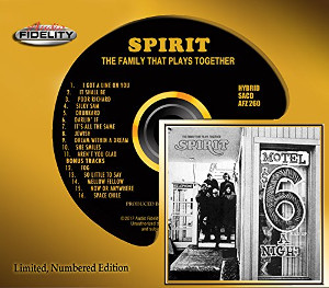 Spirit: The Family That Plays Together