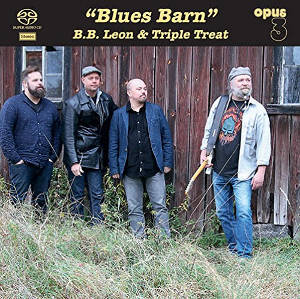 B.B. Leon & Triple Treat: Blues Barn