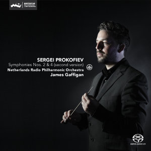 Prokofiev: Symphonies 2 & 4 (second version) - Gaffigan