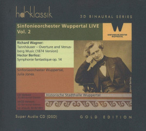 Sinfonieorchester Wuppertal LIVE Vol. 2 - Jones
