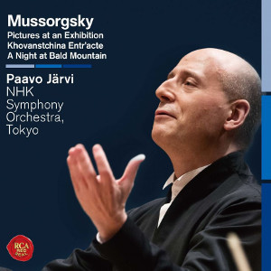 Mussorgsky: Pictures at an Exhibition - Järvi