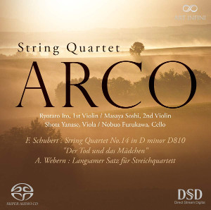 Schubert: String Quartet No. 14 - ARCO String Quartet