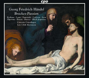 Handel: Brockes Passion - Mortensen