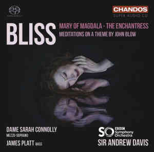 Bliss: Mary of Magdala, The Enchantress - Davis