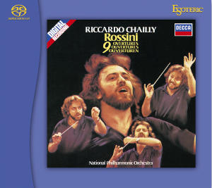 Rossini: 9 Overtures - Chailly