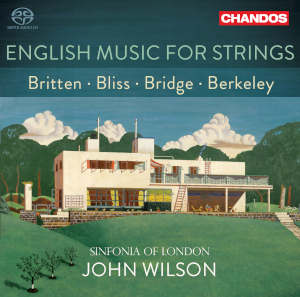 English Music for Strings - Wilson
