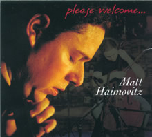 Bach, Chopin, Golijov, Machover, Paganin, Twining: Please Welcome... Matt Haimovitz