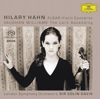 Elgar: Violin Concerto etc. - Hilary Hahn