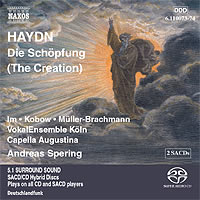 Haydn: The Creation - Spering