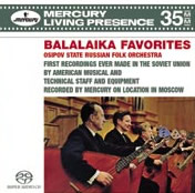 Balalaika Favorites - Osipov State Russian Folk Orchestra