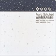 Schubert: Winterreise - Hotter