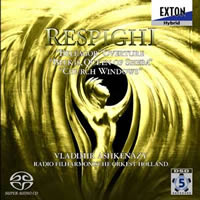 Respighi: Church Windows etc. - Ashkenazy