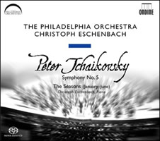 Tchaikovsky: Symphony No. 5, The Seasons - Eschenbach