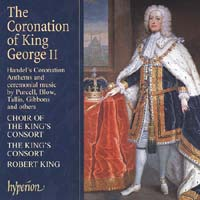 Coronation of King George II - King's Consort/Robert King