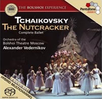 Tchaikovsky: The Nutcracker - Vedernikov