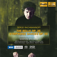 Rachmaninov: The Bells, Symphonic Dances - Bychkov