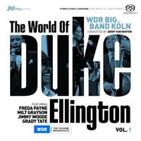 The World of Duke Ellington Vol. 1 - WDR Big Band Köln