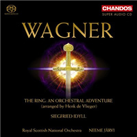 Wagner: The Ring - An Orchestral Adventure - Neeme Järvi
