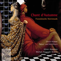 Forgotten Treasures, Vol 06: Chant d'Automne - Hübner / Willens
