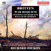 Britten: War Requiem - Hickox