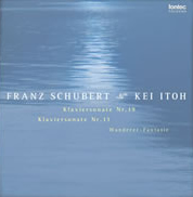 Schubert: Piano Works Vol. 1 - Kei Itoh