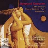 Forgotten Treasures, Vol 08: Neukomm: Piano concerto, Fantasie, Scena - Kielland / Fukada / Willens