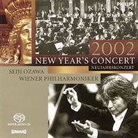 New Year's Concert 2002 - Ozawa