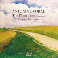 Dvorak: The Piano Trios - Guarneri Trio Prague