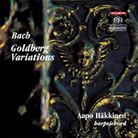 Bach: Goldberg Variations - Häkkinen
