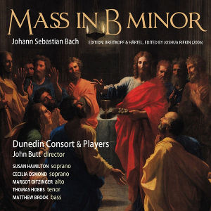 Bach: Mass in B minor - Dunedin Consort