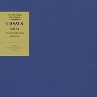 Bach: 6 Cello Suites - Casals