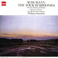 Schumann: The Four Symphonies - Sawallisch