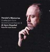 Handel's Memories: A selection from Grand Concertos Op. 6 - Banzo