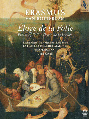 Erasmus van Rotterdam: In Praise of Folly