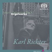 Bach: Organ music - Richter