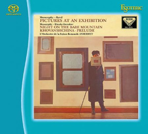 Mussorgsky: Pictures At An Exhibition - Ansermet