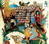 Orient-Occident II: Hommage a la Syrie - Savall