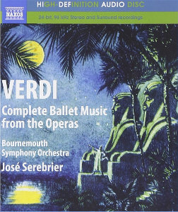 Verdi: Complete ballet music from the operas - Serebrier