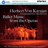 Ballet Music from the Operas - Karajan
