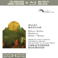 Handel: Messiah - Hogwood