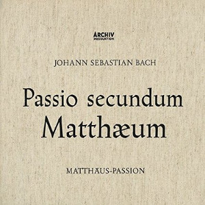 Bach: St Matthew Passion - Richter