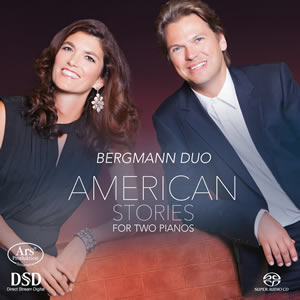 American Stories - Bergmann Duo