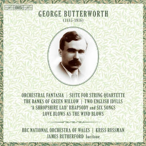 Butterworth: Orchestral works - Rutherford / Russman