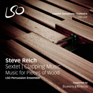 Reich: Sextet, Clapping Music, Music for Pieces of Wood - Percy