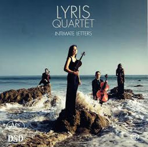 Intimate Letters - Lyris Quartet
