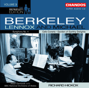 Berkeley Edition, Vol 3 - Hickox